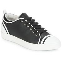 Παπούτσια Γυναίκα Χαμηλά Sneakers André LEANE Black / Άσπρο