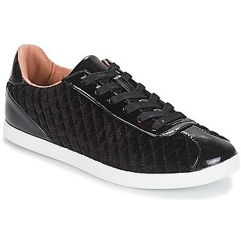 Παπούτσια Γυναίκα Χαμηλά Sneakers André VELVET Black