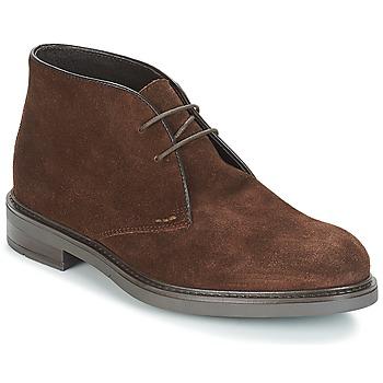 Παπούτσια Άνδρας Μπότες André BOHEME Brown