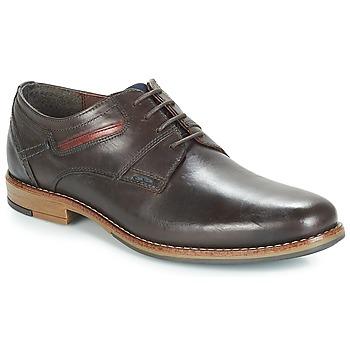 Παπούτσια Άνδρας Derby André MESSIRE Brown