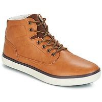 Παπούτσια Άνδρας Ψηλά Sneakers André QUARTER Camel
