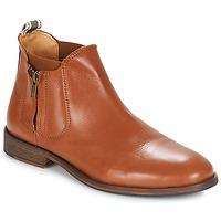 Παπούτσια Άνδρας Μπότες André BARYTON Camel