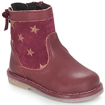 Παπούτσια Κορίτσι Μπότες André PARME Bordeaux