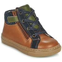 Παπούτσια Αγόρι Μπότες André CORBEAU Brown