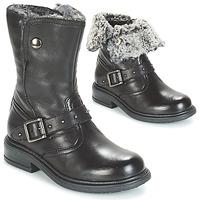 Παπούτσια Κορίτσι Μπότες André GIBOULEE Black