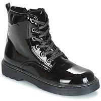 Παπούτσια Κορίτσι Μπότες André ROCKABILLY Black