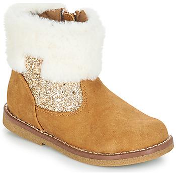 Παπούτσια Κορίτσι Μπότες André ALASKA Brown