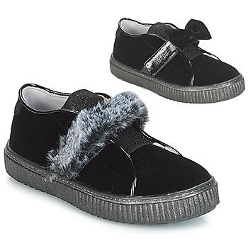 Παπούτσια Κορίτσι Slip on André MAMMOUTH Black