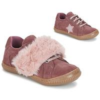 Παπούτσια Κορίτσι Derby André RUBAN Ροζ