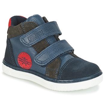 Παπούτσια Αγόρι Ψηλά Sneakers André JET Μπλέ