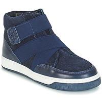 Παπούτσια Αγόρι Μπότες André CUBE Marine