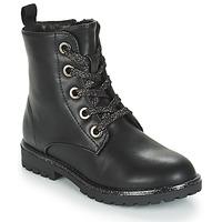 Παπούτσια Κορίτσι Μπότες André CLAPTON Black