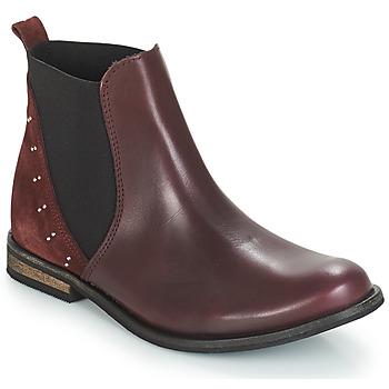 Παπούτσια Κορίτσι Μπότες André MUSCADE Bordeaux