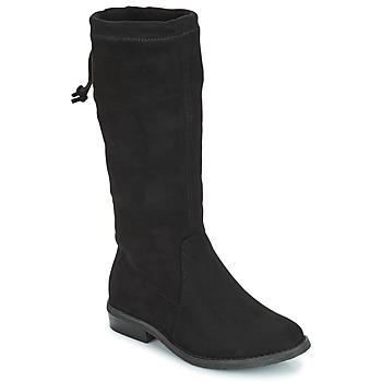 Παπούτσια Κορίτσι Μπότες για την πόλη André VALENTINE Black