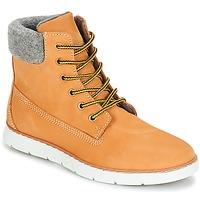 Παπούτσια Αγόρι Μπότες André TROTTEUR Brown / Yellow