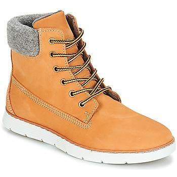 Παπούτσια Αγόρι Μπότες André TROTTEUR Yellow