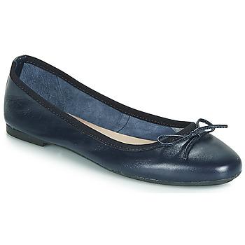 Παπούτσια Γυναίκα Μπαλαρίνες André PIETRA Marine