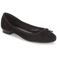 Παπούτσια Γυναίκα Μπαλαρίνες André CINDY Black