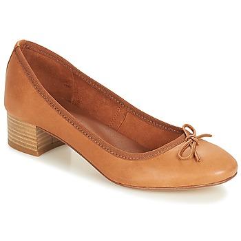 Παπούτσια Γυναίκα Μπαλαρίνες André POETESSE Brown