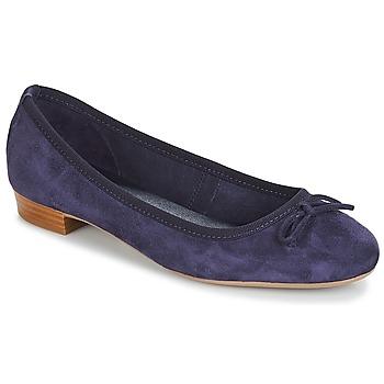 Παπούτσια Γυναίκα Μπαλαρίνες André CINDY Marine