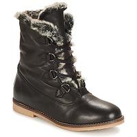 Παπούτσια Γυναίκα Μπότες André CHAMONIX Black