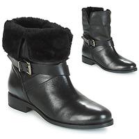 Παπούτσια Γυναίκα Μπότες André TRIO Black