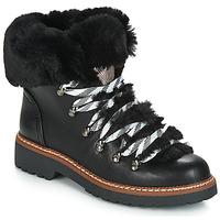 Παπούτσια Γυναίκα Μπότες André TABULAE Black