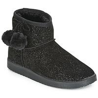 Παπούτσια Γυναίκα Μπότες André TOUCHOU Black