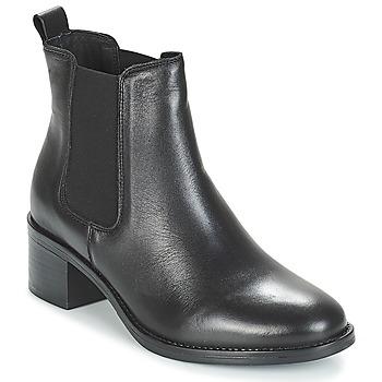 Παπούτσια Γυναίκα Μπότες André CRUMBLE Black