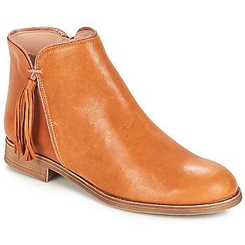 Παπούτσια Γυναίκα Μπότες André PAOLINE Brown