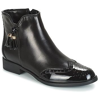 Παπούτσια Γυναίκα Μπότες André ALINA Black