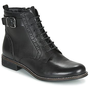 Παπούτσια Γυναίκα Μπότες André CHEPTELA Black