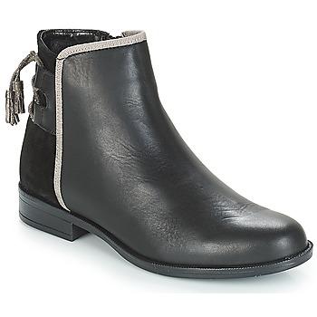 Παπούτσια Γυναίκα Μπότες André TITOL Black