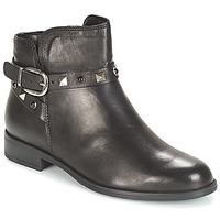Παπούτσια Γυναίκα Μπότες André TIFFEN Black