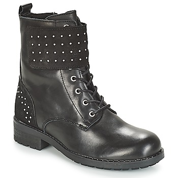 Παπούτσια Γυναίκα Μπότες André TAMAR Black