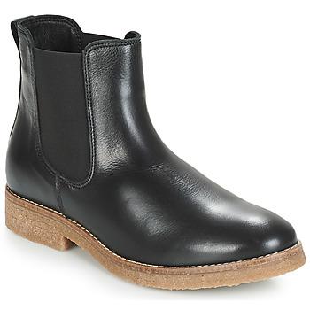 Παπούτσια Γυναίκα Μπότες André THELA Black