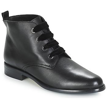Μπότες André THAO ΣΤΕΛΕΧΟΣ: Δέρμα & ΕΠΕΝΔΥΣΗ: Ύφασμα & ΕΣ. ΣΟΛΑ: Δέρμα & ΕΞ. ΣΟΛΑ: Καουτσούκ