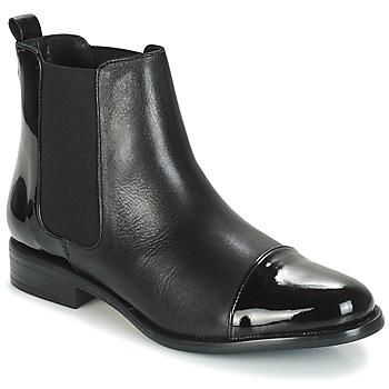 Παπούτσια Γυναίκα Μπότες André JAMIKO Black