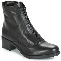 Παπούτσια Γυναίκα Μποτίνια André TAX Black