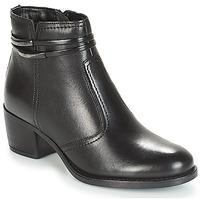 Παπούτσια Γυναίκα Μπότες André CALOTINE Black
