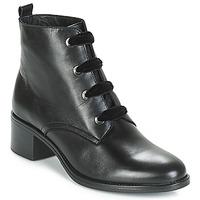 Παπούτσια Γυναίκα Μπότες André THARA Black