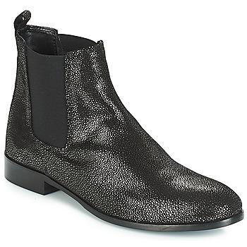 Παπούτσια Γυναίκα Μπότες André AGRIA Black