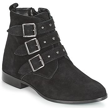Παπούτσια Γυναίκα Μπότες André TIRA Black