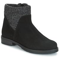 Παπούτσια Γυναίκα Μπότες André TRIAL Black