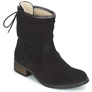 Παπούτσια Γυναίκα Μπότες André TELEX Black