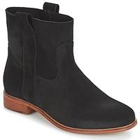 Παπούτσια Γυναίκα Μπότες André TITAINE Black