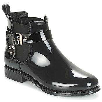 Παπούτσια Γυναίκα Μπότες βροχής André THAMES Black