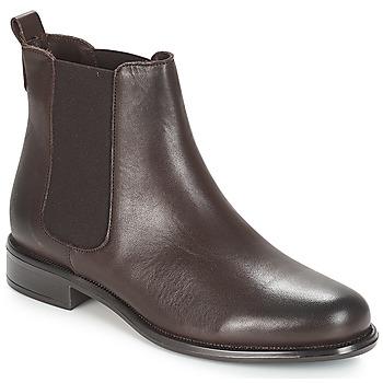 Παπούτσια Γυναίκα Μπότες André CARAMEL Brown