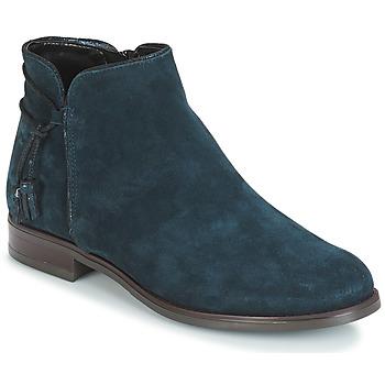 Παπούτσια Γυναίκα Μπότες André BILLY Μπλέ