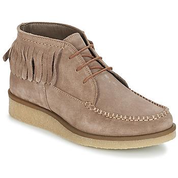Παπούτσια Γυναίκα Μπότες André TANVI Beige